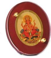 Sitare Ganesh Diviniti Gold Photo Religious Frame
