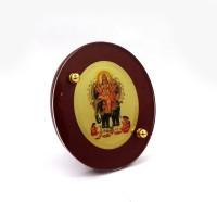 Sitare Viswakarma 24 ct. Gold Foil Photo Diviniti Religious Frame