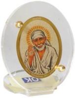 Sitare Sai Baba Diviniti Gold Photo Religious Frame