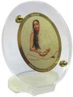 Sitare Sharda Mani Diviniti Gold Photo Religious Frame