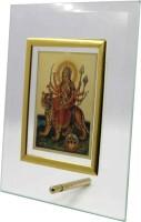 Sitare Goddess Durga 24 Ct. Gold Foil Diviniti Religious Frame