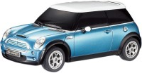 Toyhouse Mini Cooper S-1:24(Blue)