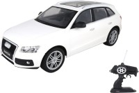 Toy House Officially Licensed Audi Q5 1:12 Scale Model Car, White(White)