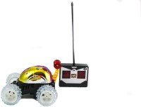 10thplanetsales radio control stunt car(Multicolor)