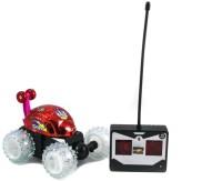 10thplanetsales super turbo radio control stunt car(Red)