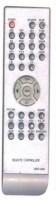 MEPL Compatible Sansui Ssr 100-E Remote Controller(Grey)