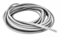 Thera-Band Super Heavy 100 Feet Latex Resistance Tube(Silver)