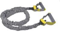 REEBOK Studio Adjustable Resistance Tube Level - 1 Resistance Tube(Grey, Yellow)