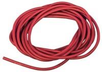 Thera-Band Medium 100 Feet Latex Resistance Tube(Red)