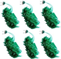 MDI 394 inch Green Rice Lights(Pack of 6)