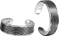 abhooshan Sterling Silver Toe Ring