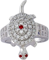 DD Pearls Lucky Ring Sterling Silver Cubic Zirconia Ring