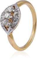 Jisha Romance Diamond Collection 14kt Diamond Yellow Gold ring