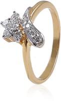 Jisha Romance Diamond Collection 14kt Yellow Gold ring