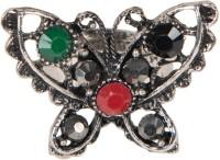 Taj Pearl Butterfly Alloy Ring