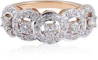 Jisha 18kt Diamond Yellow Gold ring