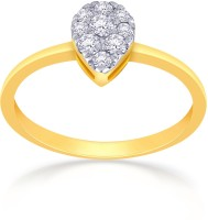 Malabar Gold and Diamonds R60961MP 18kt Diamond Yellow Gold ring