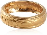 Jisha Unisex Spinner 18kt Yellow Gold ring
