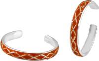 Rudrali Silver Toe Ring