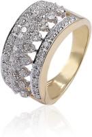 Jisha Romance Collection 18kt Diamond Yellow Gold ring