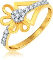 Pankaj Jewellers 18kt Yellow Gold ring
