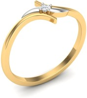 Theme Jewels 18kt Diamond Yellow Gold ring