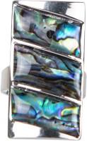 Taj Pearl Designer Alloy Ring