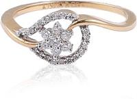 Jisha Romance Diamond Collection 18kt Yellow Gold ring