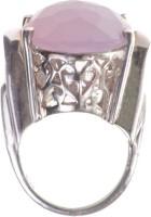 Stylogy Bella Silver Chalcedony Ring