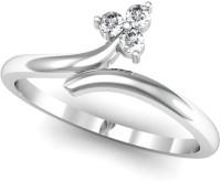 JewelHub 18K Hallmarked Certified Diamond 18kt Yellow Gold ring