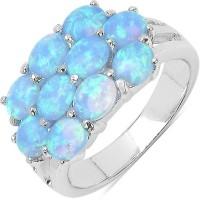Johareez Sterling Silver Ring