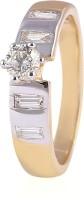 Jisha The Promise 14kt Diamond Yellow Gold ring