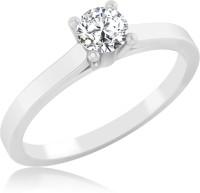IskiUski Love Promis 14kt Diamond Yellow Gold ring