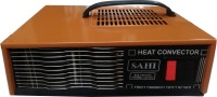 View Sahi BT04 Brown hot Fan Room Heater Home Appliances Price Online(Sahi)