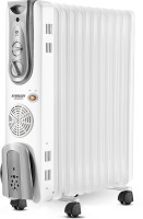 View Eveready OFR09FG Oil Filled Room Heater Home Appliances Price Online(Eveready)