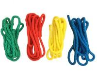 Sahni Sports Gymnastic Rope Red, Yellow, Blue, Green(Length: 3000 m, Diameter: 10 mm)