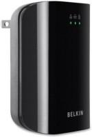 BELKIN F5D4077 200 Mbps Router(Black, Single Band)