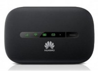 Huawei E5330 21 Mbps Router(Black, Single Band)