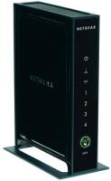 NETGEAR WNR3500L-100NAS 300 Mbps Router(Black, Single Band)