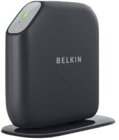 Belkin Basic Surf (N300) Router(Black)