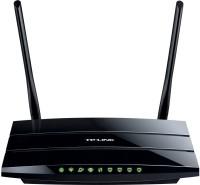 TP-Link TD-W8970 300Mbps Wireless N Gigabit ADSL2+ Modem 300 mbps Router(Black, Single Band)