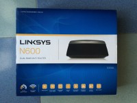 Linksys E2500-AP Router(Black, OEM dependent)
