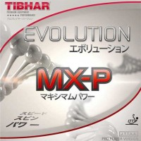 Tibhar MX-P red 0.5 mm Table Tennis Rubber(Red)