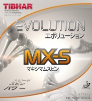 Tibhar MX-S red 0.5 mm Table Tennis Rubber(Red)