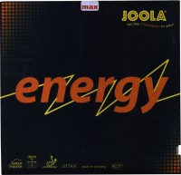 Joola 5005 Energy Max Table Tennis Rubber(Red)