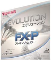 Tibhar evolution FX-P 11.3 mm Table Tennis Rubber(Black)