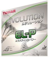 Tibhar evolution EL-P 11.3 mm Table Tennis Rubber(Red)