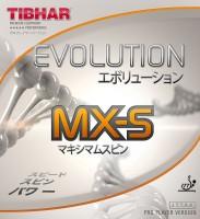Tibhar Evolution MX-S 2.1 mm Table Tennis Rubber(Black)