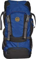 TLC tlc survivor trekking backpack blue Rucksack  - 75 L(Blue)