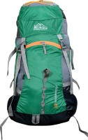 Himalayan Adventures HA-8111 Rucksack - 60 L(Green)